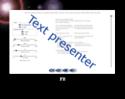 text-presenter-link